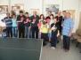 Pingpongový turnaj máj 2013